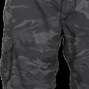 Alpha Industries Kalhoty krátké JET SHORT blackcamo 38
