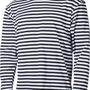 Tričko námořnické ruské letní s dl.rukávem MFH modro   bílé 6XL