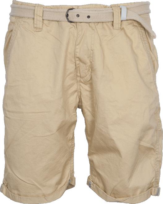 Kalhoty krátké Chino Shorts béžové XXL