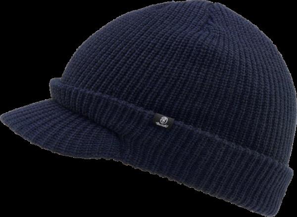Brandit Čepice Shield Cap modrá tmavě (navy)