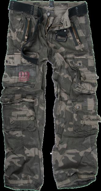 Kalhoty Royal Traveler royalcamo XL