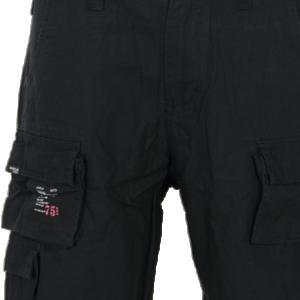 Surplus Kalhoty krátké Trooper Shorts černé XXL