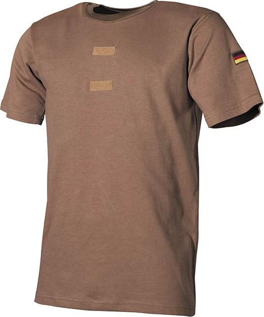 Tričko BW Tropenhemd okrové 8 – XL