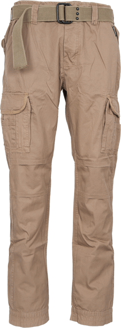 Surplus Kalhoty Premium Slimmy béžové XXL