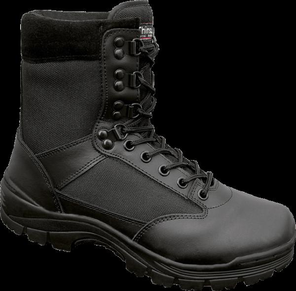 Brandit Boty Tactical Boot černé 49 [14]
