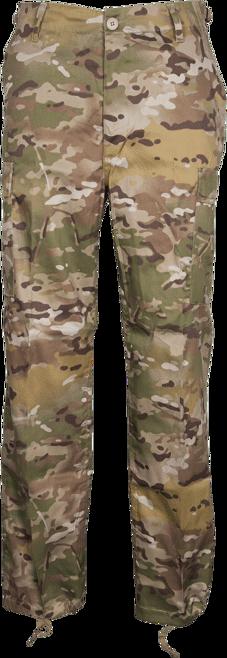 Brandit Kalhoty US Ranger tactical camo 4XL