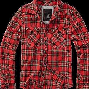 Brandit Košile Check Shirt tartan 7XL