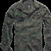 Brandit Košile SlimFit Shirt woodland 4XL