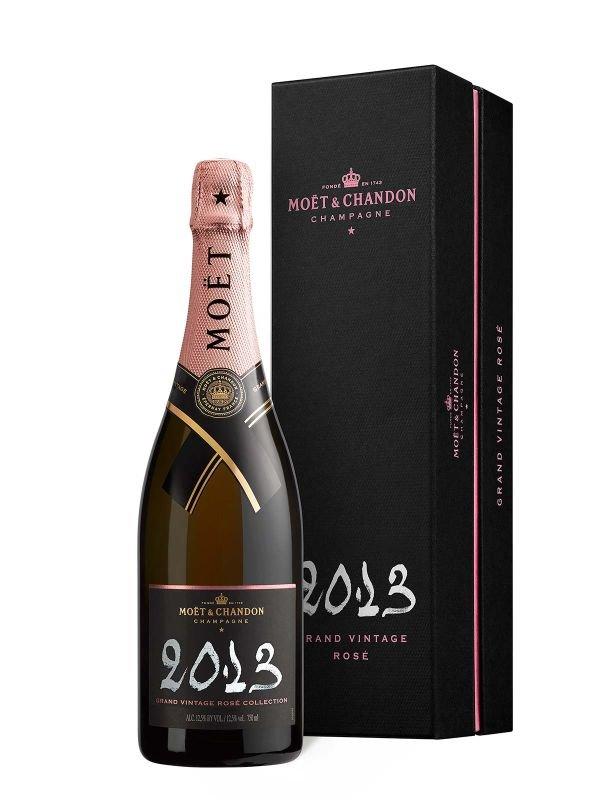 Moët & Chandon Grand Vintage Rosé 2013 0