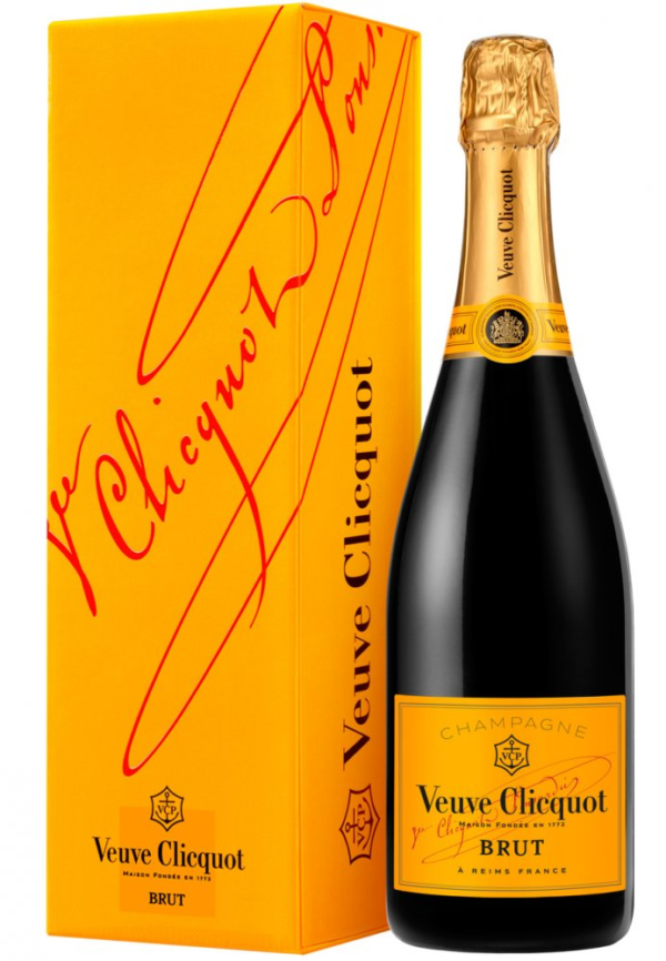 Veuve Clicquot Brut 0