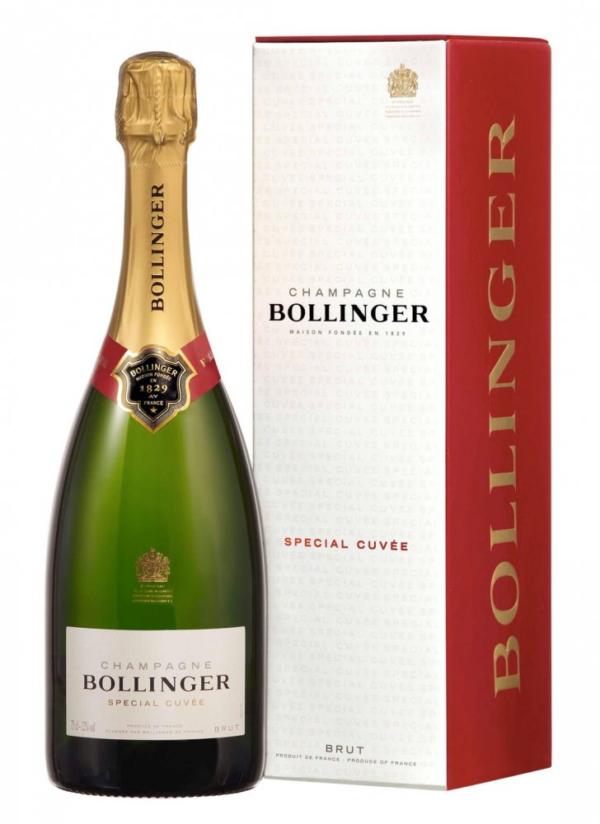 Bollinger Special Cuvée 0