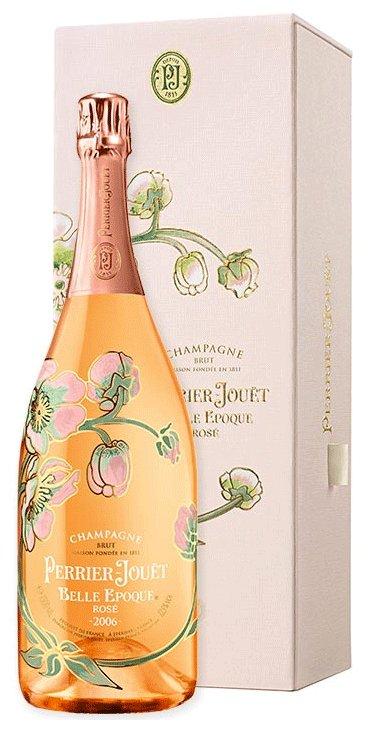Perrier Jouët Cuvée Belle Epoque Rose 2012 0