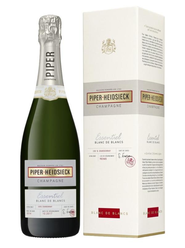 Piper Heidsieck Essentiel Blanc De Blanc Extra Brut 0