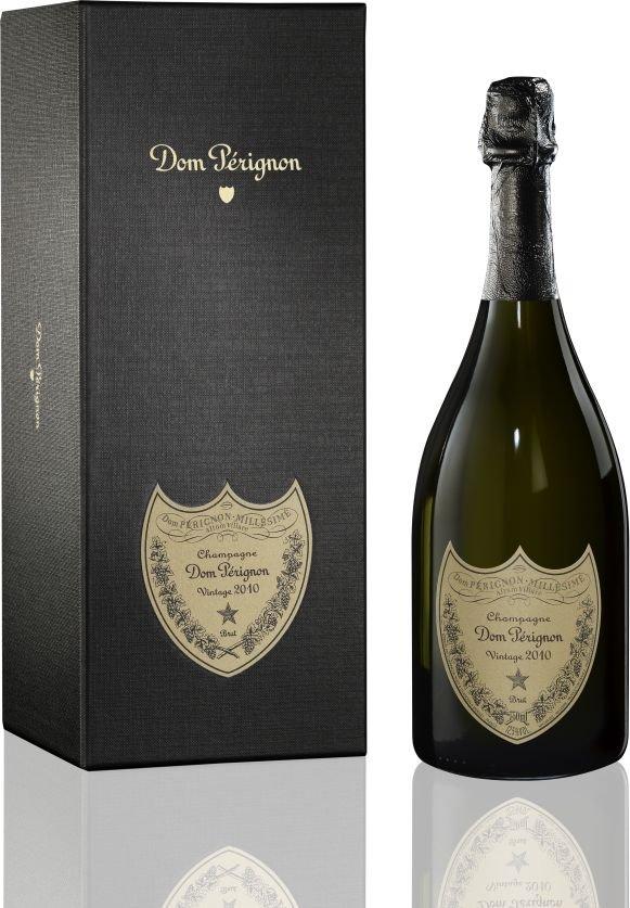 Dom Pérignon Blanc Vintage 2010 0