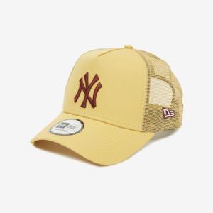 940 MLB League Essential New York Yankees Kšiltovka New Era Žlutá