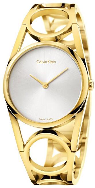 Calvin Klein Round K5U2S546