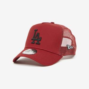 940 MLB League Essential Los Angeles Dodgers Kšiltovka New Era Červená