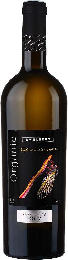 Spielberg Chardonnay Organic Pozdní sběr 2017 0