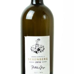 Piálek & Jäger MAGNUM Grand Cuvée Sexenberg No.8 Moravské zemské víno 2016 1
